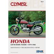 Clymer Honda CB750 DOHC