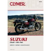 Clymer Suzuki GS650