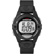 Timex Expedition Full Size Chrono Alarm Time Core Watch - Black