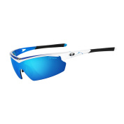 Tifosi Talos Interchangeable Sunglasses - Clarion Mirror Collection - Race Blue