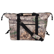 NorChill 48 Can Soft Sided Hot/Cold Cooler Bag - RealTree Camo