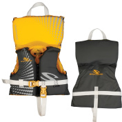 Stearns Infant Antimicrobial Nylon Vest Life Jacket - Up to 30lbs - Gold Rush