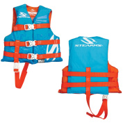 Stearns Child Classic Nylon Vest Life Jacket - 30-50lbs - Abstract Wave