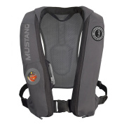 Mustang Elite Inflatable Automatic PFD - Grey