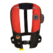 Mustang HIT Inflatable Automatic PFD - Red/Black