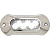 Attwood Light Armour Underwater LED Light - 6 LEDs - White