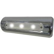TACO LED Deck Light - Pipe Mount - White LEDs