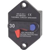 Blue Sea Klixon Circuit Breaker - Panel Mount 30A