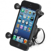 RAM Mount EZ-ON/OFF Bicycle Mount w/Universal X-Grip Cell Phone Holder