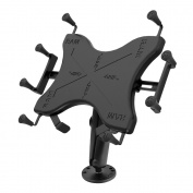 RAM Mount X-Grip III Large Tablet Holder w/ Long Flat Surface Mount