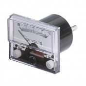 Paneltronics Analogue AC Frequency Metre - 55-65 Hz