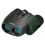 PENTAX UP 8-16x21 Zoom Binoculars - Green
