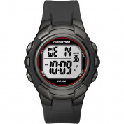 Timex Marathon Digital Full-Size Watch - Black/Gunmetal