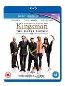 Kingsman: The Secret Service [Region B] [Blu-ray]