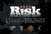 GAMES OF THRONES RISK BOARD GAME