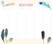 Feathers Desk Pad