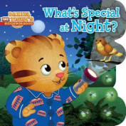 What's Special at Night? (Daniel Tiger's Neighborhood) [Board book]