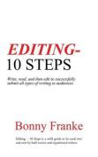 Editing - 10 Steps