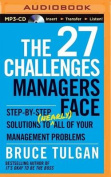 The 27 Challenges Managers Face [Audio]