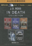 J. D. Robb in Death Collection Books 1-5 [Audio]