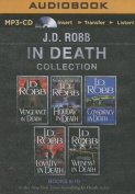 J. D. Robb in Death Collection Books 6-10 [Audio]