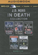 J. D. Robb in Death Collection Books 11-15 [Audio]