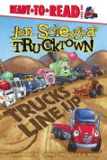 Trucks Line Up (Jon Scieszka's Trucktown