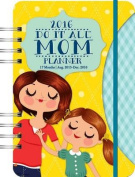 Orange Circle Studio 17-Month 2016 Do It All Planner, Mom's Do It All