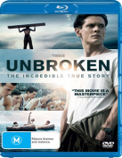 Unbroken [Region B] [Blu-ray]