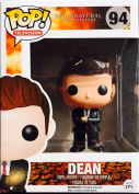 Funko Pop! Television #94 Supernatural FBI Suit Dean Exclusive Figure
