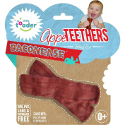 BPA Free Teething Toys - Baconease (Bacon) Appe-teethers