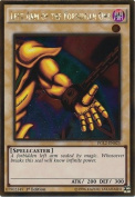 Yu-Gi-Oh! - Left Arm of the Forbidden One (PGL2-EN025) - Premium Gold