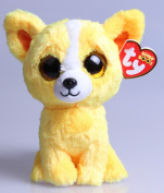 Ty Dandelion the Yellow Dog Beanie Boos [Special Edition]