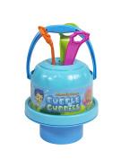 Little Kids Nickelodeon Bubble Guppies No-Spill Bubblin' Bucket