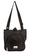 PH-1442 Black Jeep Messenger Unisex School Laptop Shoulder Bag