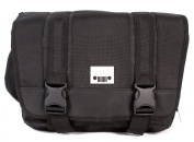 PH-1443 Black Jeep Laptop Messenger Unisex School Shoulder Bag