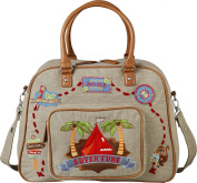 Room Seven BV Nappy Bag, Unisex-Adult Top-Handle Bags
