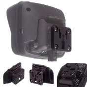 Ultimateaddons® 3 Prong Adapter Plate for use with TomTom Rider V5 Mount converts to Ultimateaddons Attachment