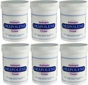Drapolene Antiseptic Nappy Rash Cream 350g x 6 Packs