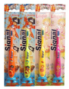 Signal Kids Toothbrush Pack of 6