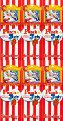Punch and Judy Strawberry Toothpaste 50ml x 6 Packs