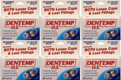 Dentemp One Step Temporary Filling Material 2g x 6 Packs