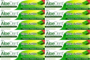 Aloe Dent Triple Action Original Toothpaste 100ml x 12 Packs