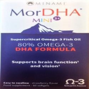 Minami Nutrition MorDHA Mini Capsules - Pack of 60