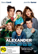 ALEXANDER AND THE TERRIBLE, HORRIBLE, NO GOOD, VERY BAD DAY [Region 4]