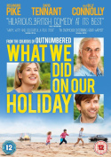 What We Did on our Holiday [Region 4]