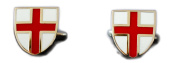 England Shield Richard iii Cufflinks