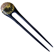 ISLAND PIERCINGS Hair Pin Fork Hairpin hand crafted from wood HN081