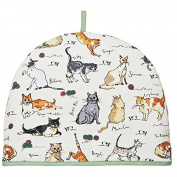 MF Cats Tea Cosy by Ulster Weavers