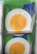 SystemsEleven 2PCs Egg Ring Square Shape Egg Frier Metal Mould Pancake Fried Mould Cooking